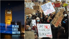 Thousands expected to attend UK Black Lives Matter protests