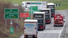 Channel Tunnel operator warns PM vital supply chain at risk by quarantine rules