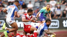 Doncaster will host the men's squad from Samoa