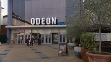 Odeon in Norwich.