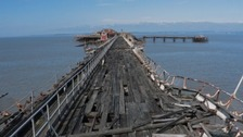 RNLI could take ownership of decaying Birnbeck Pier in Weston-super-Mare