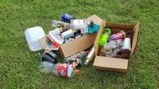 """Mountains"" of rubbish dumped after illegal rave in Birmingham park"