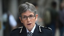 Attacks on police 'completely unacceptable' says Met Commissioner