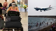 Summer holidays abroad back on as UK announces major changes to quarantine rules