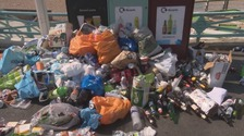 'Tidal wave' of tourists leave record amount of rubbish in Brighton