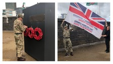 Wales celebrate service men and women on Armed Forces Day