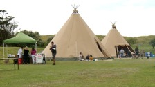 Guernsey's Liberate hosts The Great 'Camp Out' Weekender