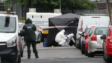 Investigations into 'reckless' west Belfast murder ongoing
