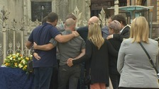 Vigil held for victims of Reading terror attack
