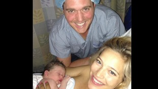 Michael Buble and his wife Luisana Lopilato have welcomed a baby boy.