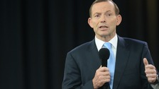 Tony Abbott voted new Australia Prime Minister.