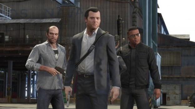 From 1997- 2013: How the Grand Theft Auto series has evolved