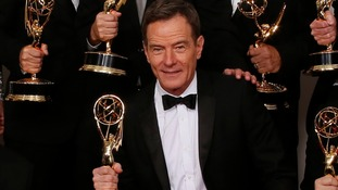 Full list of Emmy Award winners as Breaking Bad steals the show