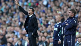 Gus Poyet is a former Uruguayan international midfielder.