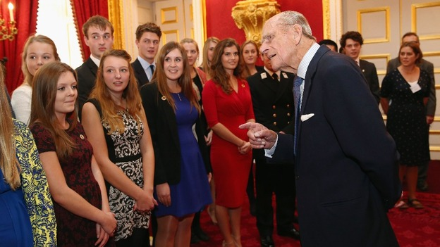 Duke of Edinburgh hosts 500th awards ceremony - ITV News