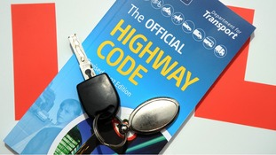 the highway code and car keys