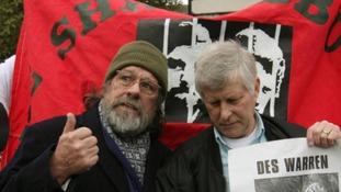 The Shrewsbury 24 building workers were convicted in 1973 of charges arising from the 1972 National Building Workers' strike.