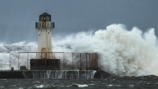 Why has Britain been battered by a series of storms?