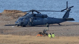 Four killed in US military helicopter crash in Norfolk
