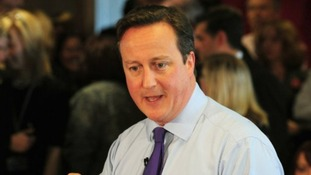 "David Cameron has admitted to watching the controversial documentary ""Benefits Street"""