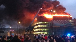 Derby Assembly Rooms closed for 8 weeks after major fire