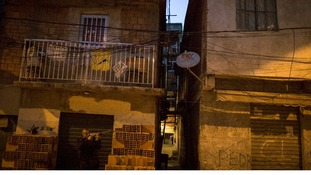 The Mare complex of slums in Rio de Janeiro is the latest area targeted by the the government's 'pacification' programme.