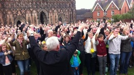 Thousands give 'thumbs up' for fundraiser Stephen Sutton