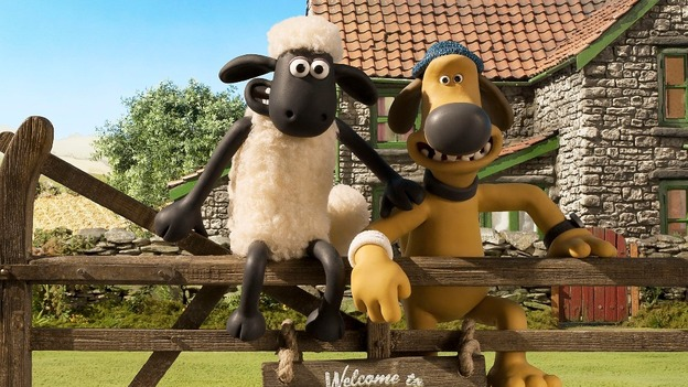 Bristol S Shaun The Sheep Is Top Tv Character Itv News