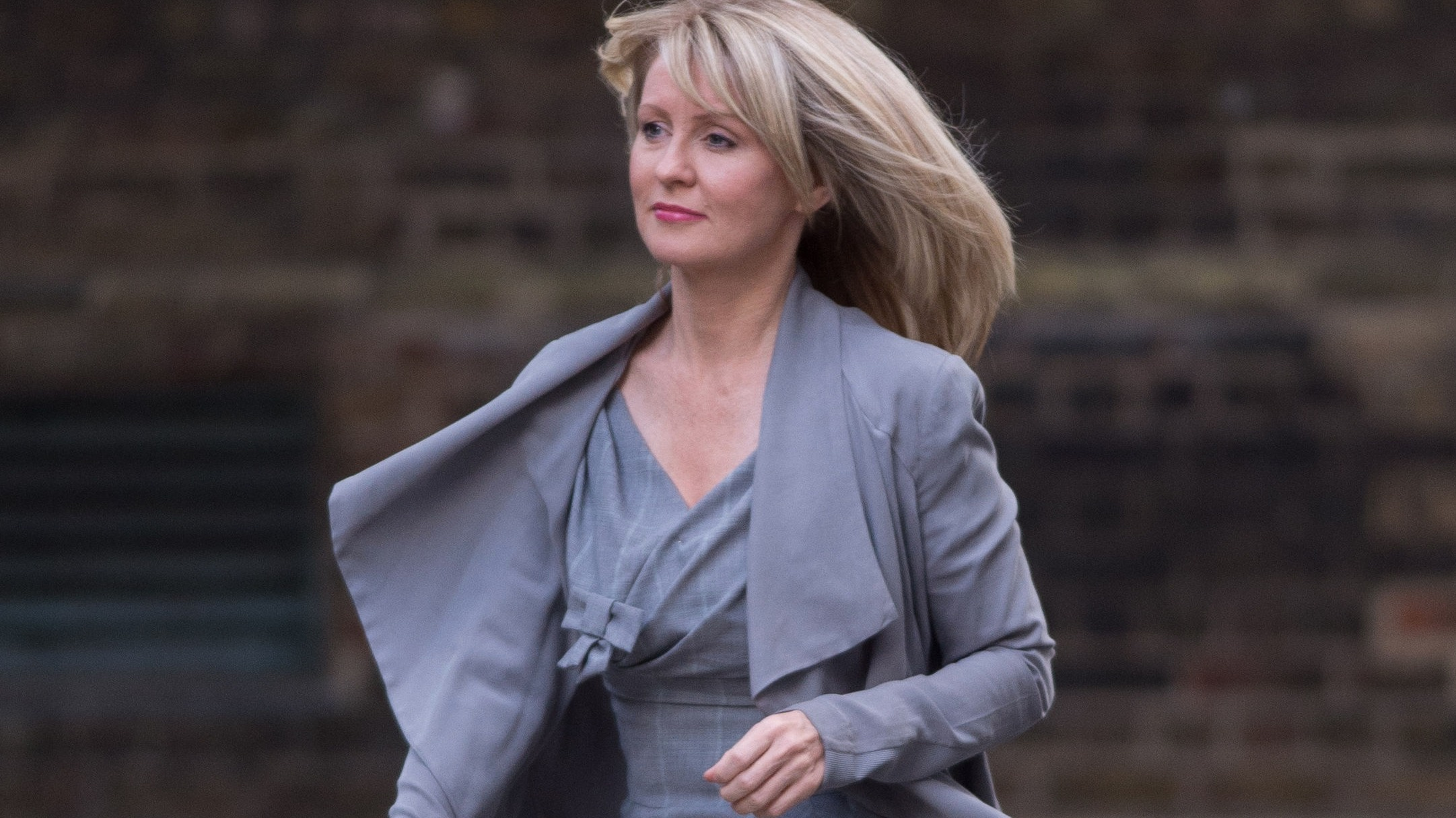 mcvey defends choice of dress for cabinet reshuffle