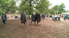 mud at kendal calling