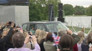 Queen visits Lincolnshire