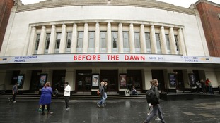 The Hammersmith Apollo where Kate Bush will perform 35 shows.