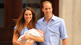 In pictures: Duchess of Cambridge's first pregnancy
