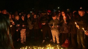 Cande-lit vigil to remember Alan Henning