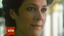 Bellingham as the 'Oxo mum' in the popular ad series.