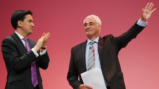 Ed Miliband said Alistair Darling will 'always be remembered' for leading and winning the Better Together campaign against Scottish independence.