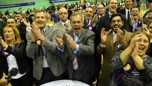 Reckless secures Rochester and Strood seat for UKIP