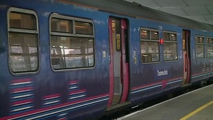 The old rolling stock has been running on Thameslink for 27 years.