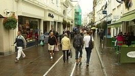 Quarter of Jersey households struggling financially