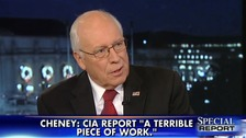 Dick Cheney has called the report 'a terrible piece of work'