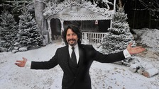 Laurence Llewelyn Bowen's Christmas extravaganza has been plagued with problems.