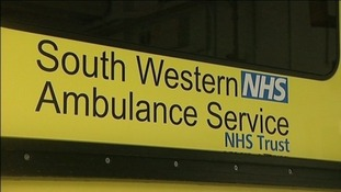The South Western Ambulance Service on the verge of 'major incident'