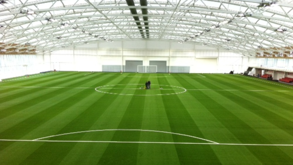 First Look Inside The Fa S New National Football Training