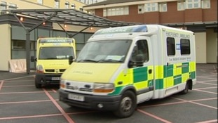 East Midlands ambulance