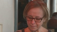 The aunt of Yohan Cohen, who was shot dead by Amedy Coulibaly, speaks to ITV News.