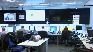 First look inside GCHQ: The home of Britain's spy network