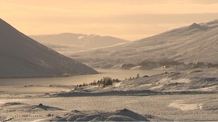 Cold snap is welcome weather for whisky makers