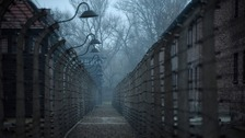Over 1.1 million people were killed at the Nazis' Auschwitz death camp.