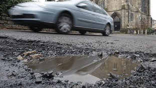 A app from Cumbria County Council could make it easier to report potholes