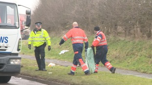 Six other people were injured in the crash.
